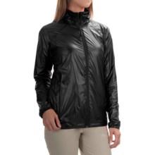 Mountain Hardwear Ghost Lite Pro Jacket (For Women) in Black - Closeouts