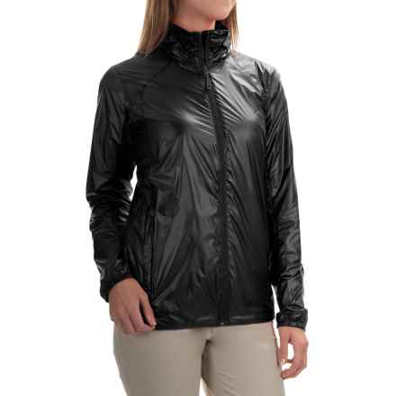 Mountain Hardwear Ghost Lite Pro Jacket (For Women) in Black - Closeouts