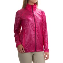Mountain Hardwear Ghost Lite Pro Jacket (For Women) in Pink Burst - Closeouts