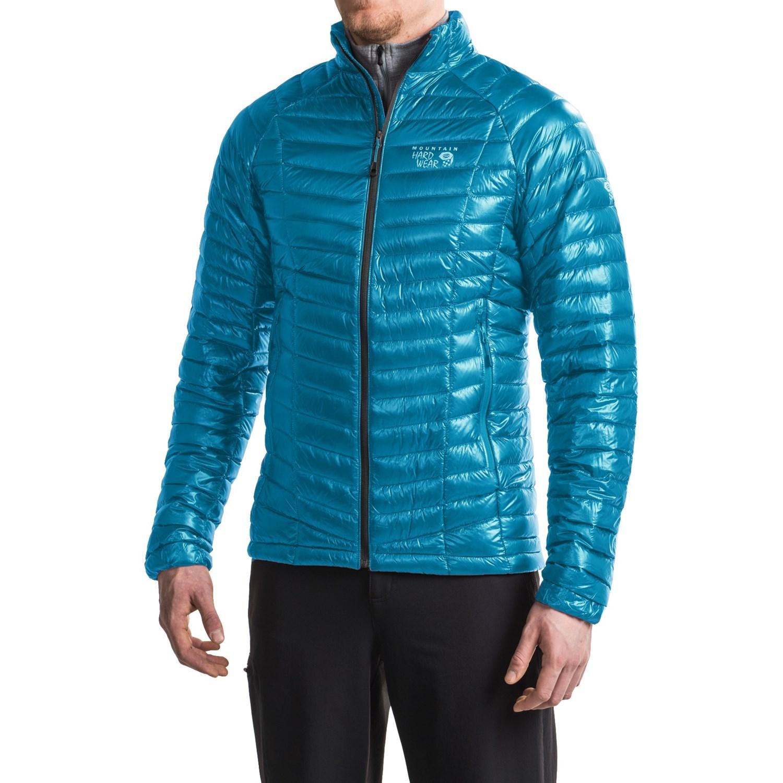 Mountain Hardwear Ghost Whisperer Down Jacket (For Men)