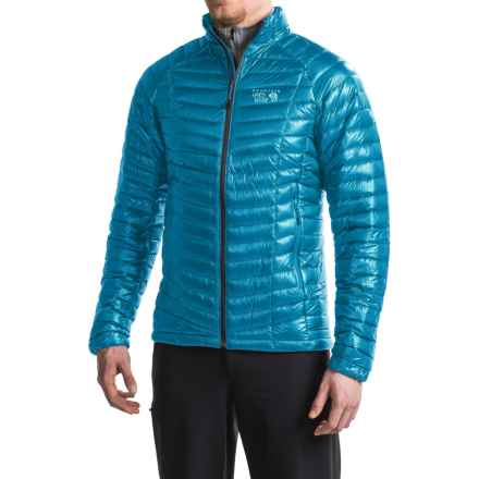 Mountain Hardwear Ghost Whisperer Down Jacket - 800 Fill Power (For Men) in Dark Compass - Closeouts