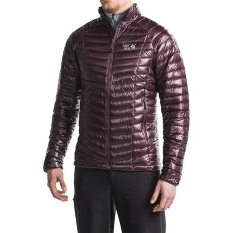 Mountain Hardwear Ghost Whisperer Down Jacket - 800 Fill Power (For Men)
