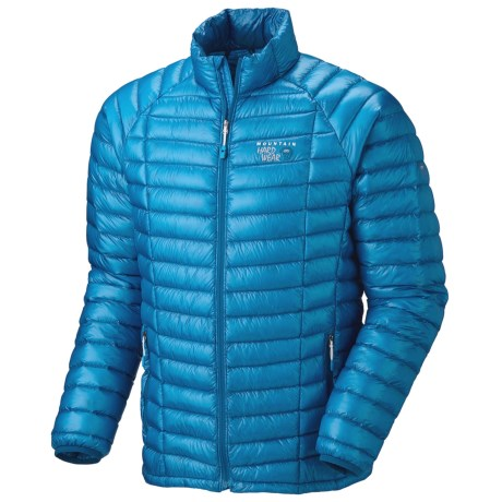 Mountain Hardwear Ghost Whisperer Down Jacket - 850 Fill Power (For Men) in Capris