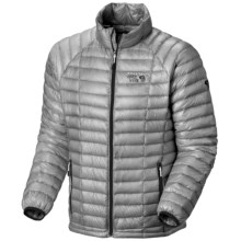 Mountain Hardwear Ghost Whisperer Down Jacket - 850 Fill Power (For Men) in Steam - Closeouts