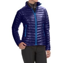 Mountain Hardwear Ghost Whisperer Q.Shield® Down Jacket - 800 Fill Power (For Women) in Aristocrat - Closeouts
