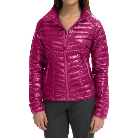photo: Mountain Hardwear Women's Ghost Whisperer Down Jacket