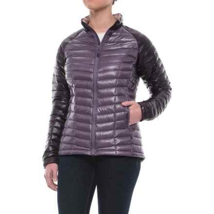 Mountain Hardwear Ghost Whisperer Q.Shield® Down Jacket - 800 Fill Power (For Women) in Minky - Closeouts