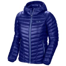 Mountain Hardwear Ghost Whisperer Q.Shield® Down Jacket - 850 Fill Power (For Women) in Nectar Blue - Closeouts