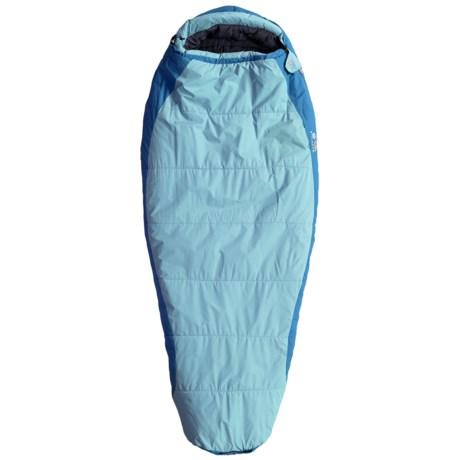 Mountain Hardwear Goat 20°F Sleeping Bag - Adjustable, Synthetic, Mummy (For Kids) in Bay Blue