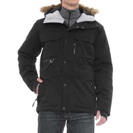 Mountain Hardwear Grandexplore Down Parka - 650 Fill Power (For Men) in Black - Closeouts