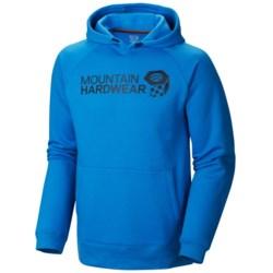Mountain Hardwear Graphic Hoodie (For Men) in Hyper Blue