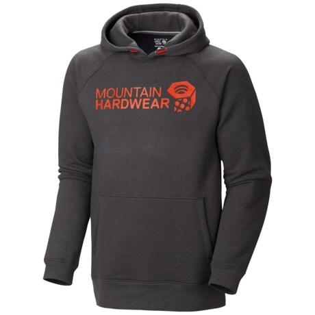 Mountain Hardwear Graphic Hoodie (For Men) in Shark