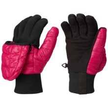 Mountain Hardwear Grub Thermal.Q Elite Gloves - Insulated (For Men and Women) in Pomegranate - Closeouts