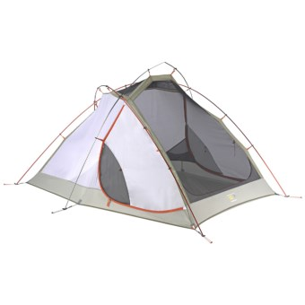 Mountain Hardwear Hammerhead 2 Tent with Footprint - 2-Person, 3-Season in Humboldt/Silver