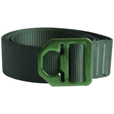 Mountain Hardwear Hardwear AP Belt in Cyber Green - Closeouts