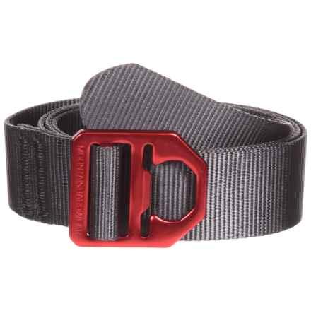 Mountain Hardwear Hardwear AP Belt in Shark - Closeouts
