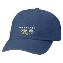 Mountain Hardwear Hardwear Baseball Cap - Organic Cotton (For Boys) in Blue Ice - Closeouts