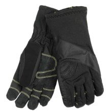 Mountain Hardwear Heracles Gloves - Waterproof, Insulated (For Men) in Black - Closeouts