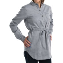Mountain Hardwear Heralake Tunic Shirt - Long Sleeve (For Women) in Mountain - Closeouts