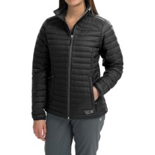 Mountain Hardwear Heritage Nitrous Down Jacket - 700 Fill Power (For Women) in Black - Closeouts