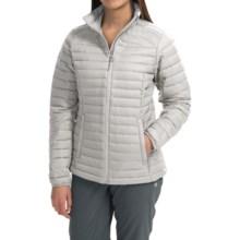 Mountain Hardwear Heritage Nitrous Down Jacket - 700 Fill Power (For Women) in Cool Grey - Closeouts