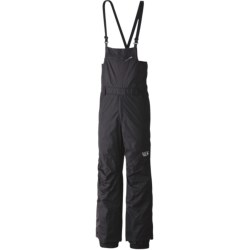 Mountain Hardwear Hestia Dry.Q® Elite Bib Pants - Waterproof (For Men) in Black