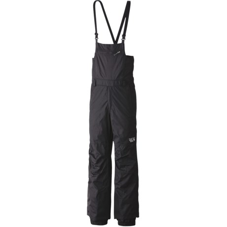 Mountain Hardwear Hestia Dry.Q Elite Bib Pants - Waterproof (For Men) in Black