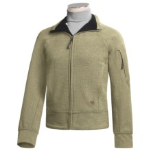 Mountain Hardwear Highlands Jacket (For Women) in Tan / Dark Brown - Closeouts