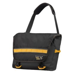 Mountain Hardwear Hilo Messenger Bag in Black /Black