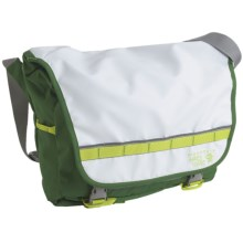Mountain Hardwear Hilo Messenger Bag in Jungle - Closeouts