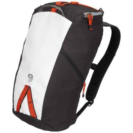Mountain Hardwear Hueco 20 Backpack in Shark - Closeouts