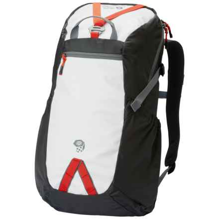 Mountain Hardwear Hueco 28L Backpack in Shark - Closeouts