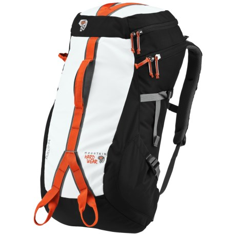 Mountain Hardwear Hueco 34 Backpack in White