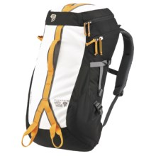 Mountain Hardwear Hueco 34 Daypack in White - Closeouts