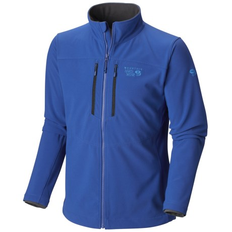Mountain Hardwear Hueco Jacket Soft Shell (For Men)