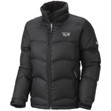 Mountain Hardwear Hunker Down Jacket - 650 Fill Power (For Women) in Black - Closeouts