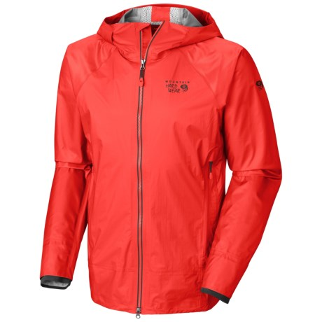 Mountain Hardwear Hyaction Jacket