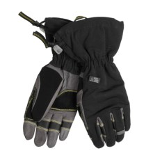 Mountain Hardwear Hydra EXT Gloves - Waterproof (For Men) in Black - Closeouts
