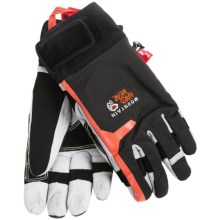 Mountain Hardwear Hydra Pro Gloves - Waterproof, Insulation (For Men) in Black - Closeouts