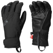Mountain Hardwear Impulsive OutDry® Gloves - Waterproof, Insulated (For Women) in Black - Closeouts