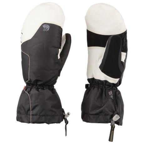 Mountain Hardwear Jalapeno Mittens - Waterproof (For Men) in Morrell
