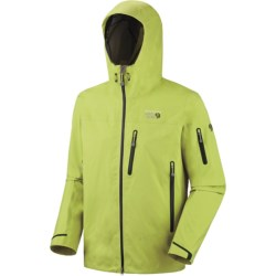 Mountain Hardwear Jovian Jacket - Waterproof (For Men) in Voltage