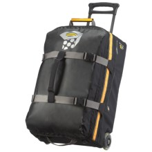 Mountain Hardwear Juggernaut 85 Wheeled Suitcase in Black - Closeouts
