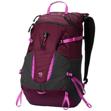 Mountain Hardwear Kapalina 22L Backpack (For Women) in Dark Raspberry - Closeouts