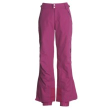 Mountain Hardwear Kari Pants - Conduit® (For Women) in Berry Soda - Closeouts