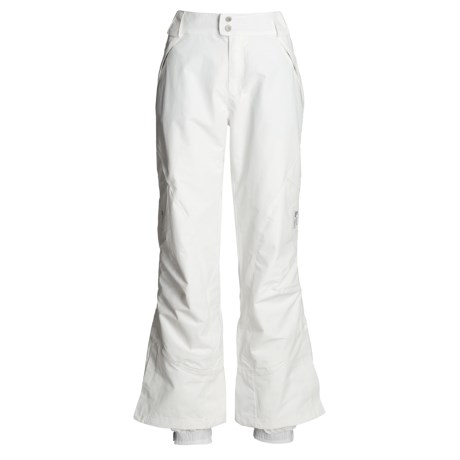 Mountain Hardwear Kari Pants - Conduit® (For Women) in Casper