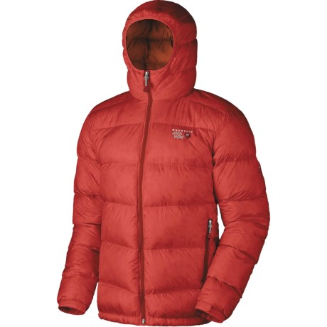 Mountain Hardwear Kelvinator Down Jacket - 650 Fill Power (For Men) in Red