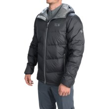 Mountain Hardwear Kelvinator Down Jacket - 650 Fill Power (For Men) in Shark/Titanium - Closeouts