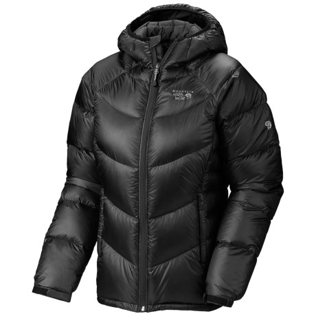 Mountain Hardwear Kelvinator Down Jacket - 650 Fill Power (For Women) in Black
