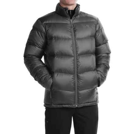 Mountain Hardwear Kelvinator Q.Shield® Down Jacket - 650 Fill Power (For Men) in Black - Closeouts